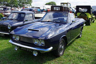 1969 Bond Equipe GT Convertible (Triumph Vitesse based with 6-cyl engine)
