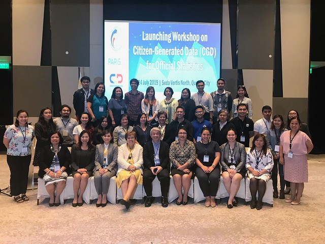 2019 Citizen Generated Data Workshop - Philippines