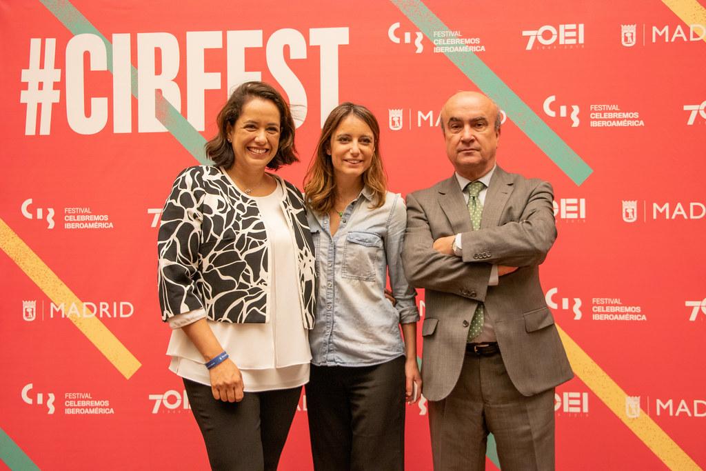CIBFest - Rueda de Prensa