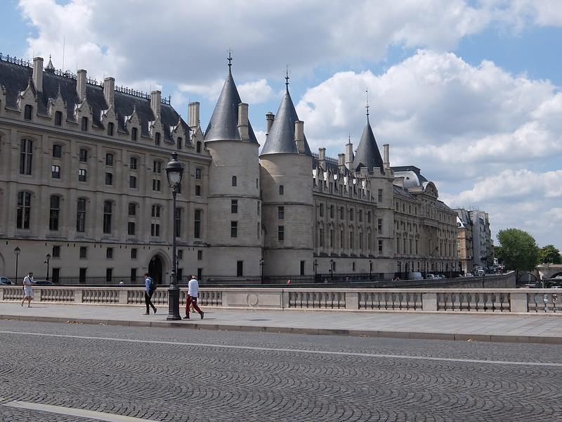 Париж - Дворец Консьержери