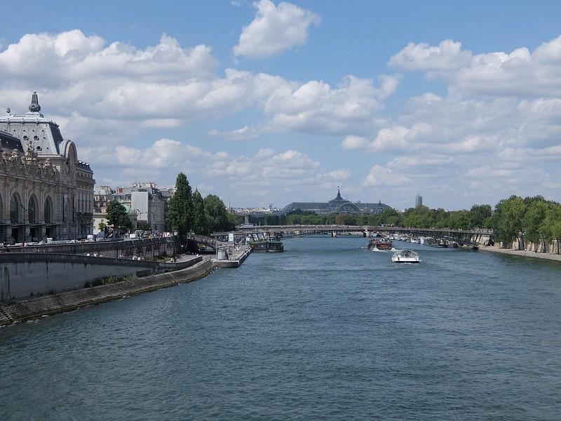 Париж - Батобусы