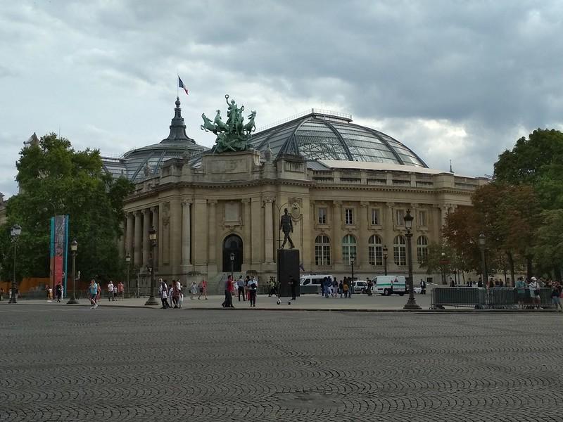 Париж - Большой дворец