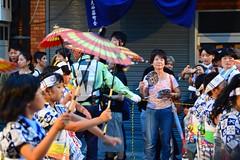 Scene from the Tenjin Matsuri Lion Dance II