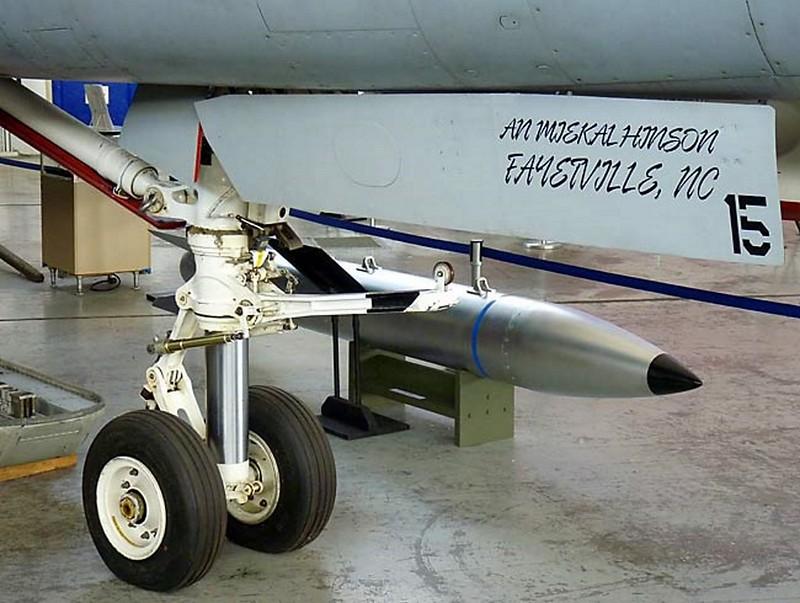 Grumman F-14B Tomcat 3