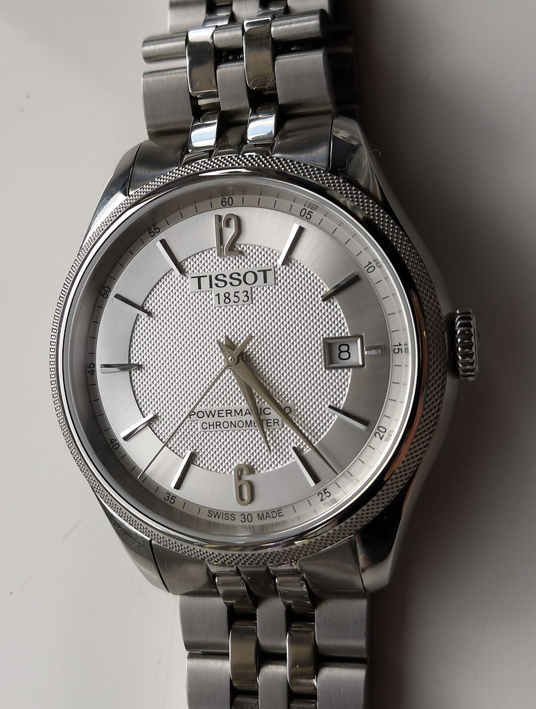Tissot Ballade Powermatic 80 Chronometer T1084081103700 (6)