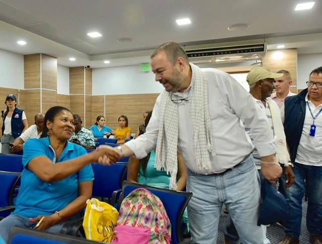 Segundo día de Misión Humanitaria de la Defensoría del Pueblo por el Macizo Colombiano