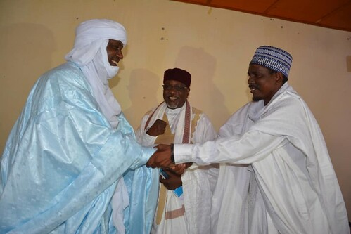 Signature d'un engagement pour la prévention des conflits communautaires entre chefs traditionnels de la région de Diffa au Niger