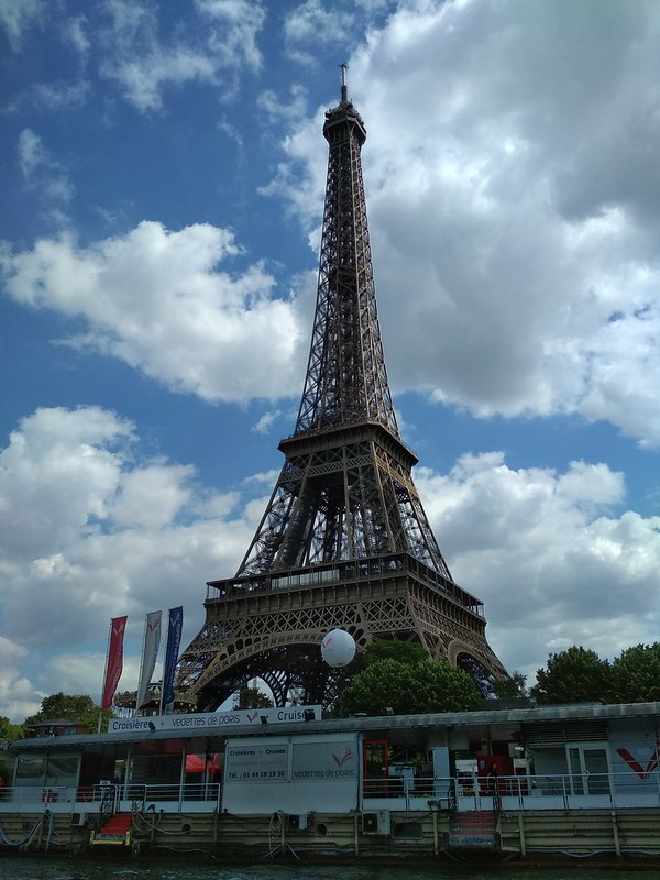 Париж - Эйфелева башня