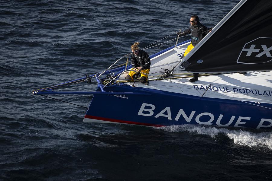 Mono Banque Populaire X - Imoca