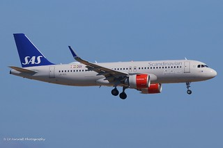 LN-RGL_A320N_SAS | by LV Aircraft Photography