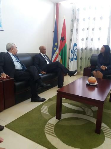 19.09. Secretário Executivo realiza visita à Guiné-Bissau