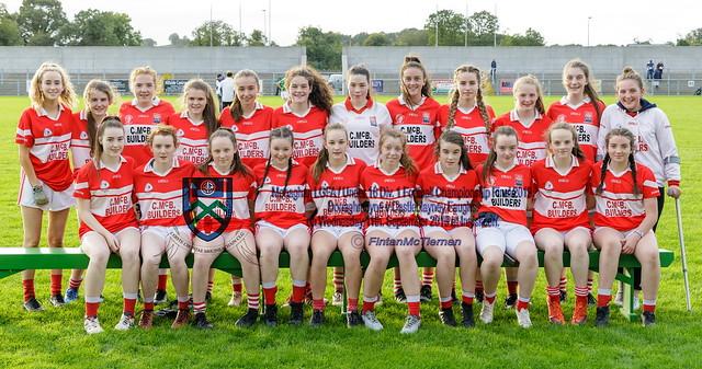 Ladies - U16 Div. 1 Championship Final 2019