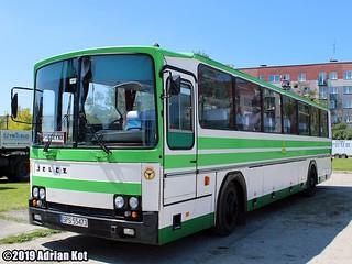 IXO//IST//De Agostini JELCZ BERLIET PR110 U BUS 1976 -- 1//72 NEW--NEU