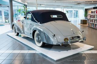 Delahaye 135M Cabriolet - 1939