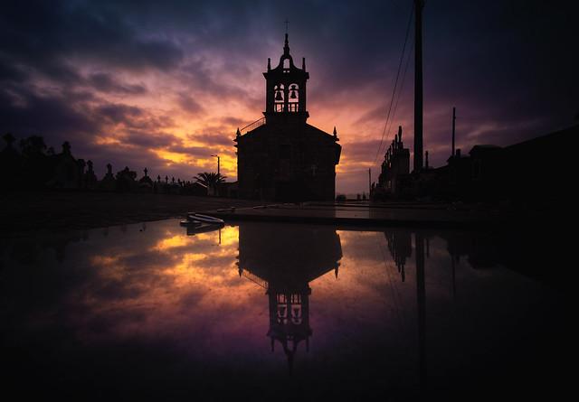 Santa Mariña de Lucí (Teo)