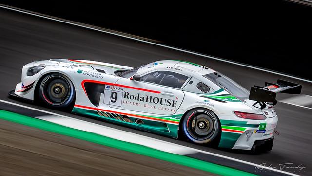 (9) Antonelli MotorSport - Mercedes AMG GT3