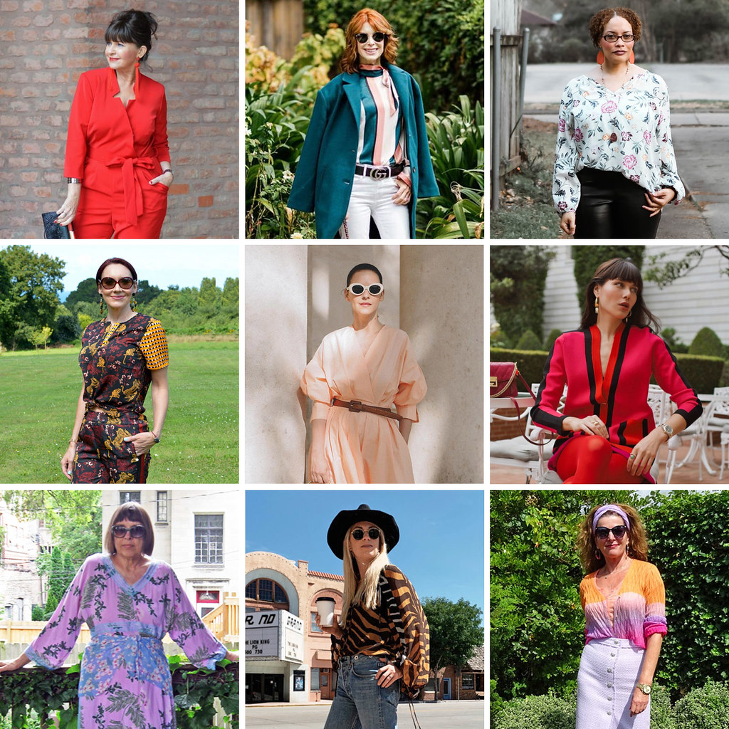 Celebrating 9 Women Who Wear What They Like | Not Dressed As Lamb
