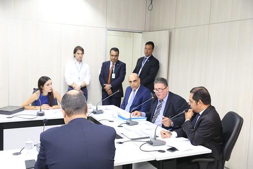 1ª Reunião - Comissão Processante