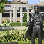 UIS Lincoln Statue and...