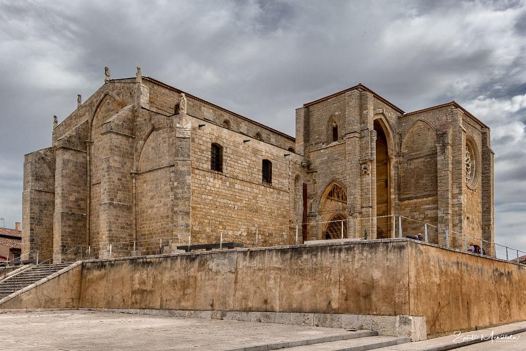 Iglesia Santa María La Blanca - Villalcázar de Sirga (Pale… | Flickr