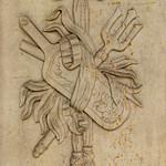 Relief in der Spittelkolonnade