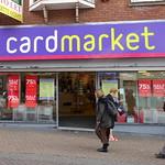 Cardmarket Preston closes