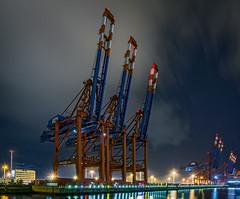 Großwinkanlage im Hamburger Hafen 😉
