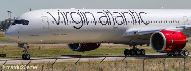 Airbus A350-1000 (Queen Of Hearts) / Virgin Atlantic Airways