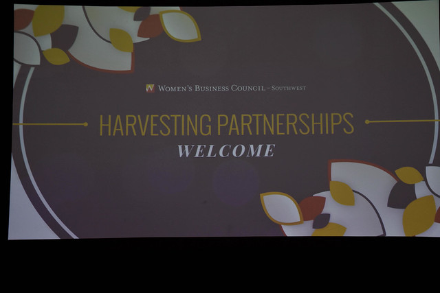 Harvesting Partnerships 2019