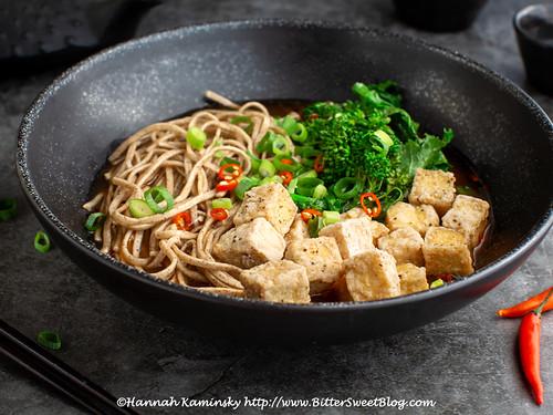 General Tso's Noodle Soup 2