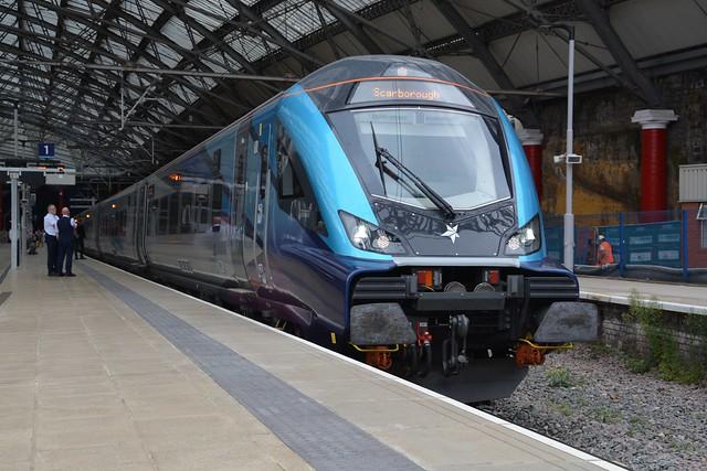 Transpennine Express Class 68, 68027