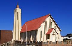 St Peter and Paul Catholic Church - Luderitz