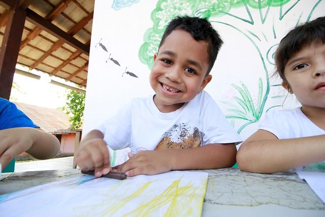 13.09.2019 Cmei da zona Oeste de Manaus é escolhida para participar de projeto com escolas de dez países