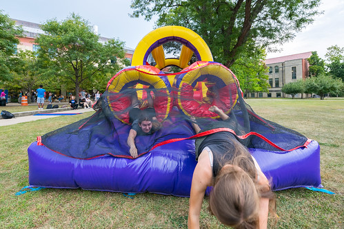 President's Welcome Carnival
