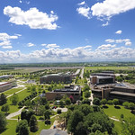 UIS Campus Aerial View