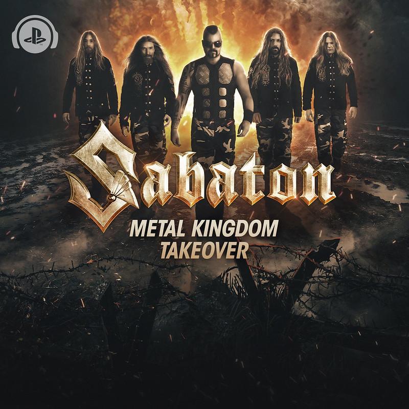 Sabaton Metal Kingdom Takeover