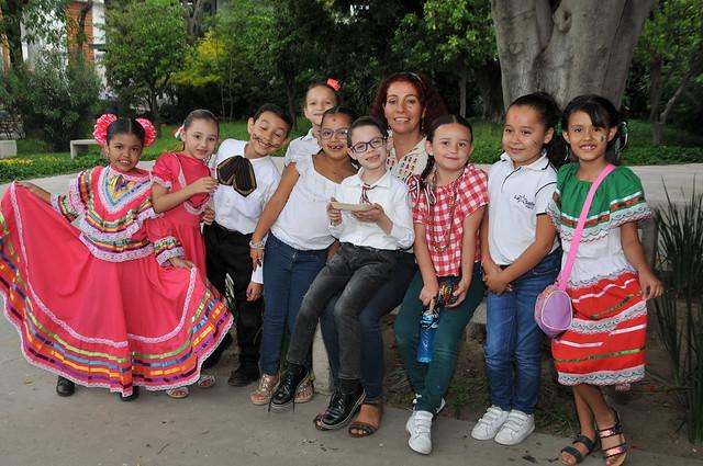 En el FEBRES... ¡¡¡Así celebramos MÉXICO!!!