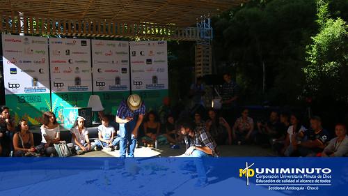 UNIMINUTO participó por primera vez en la Fiesta del Libro y la Cultura