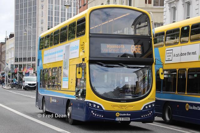 Dublin Bus SG303 (172D20996).