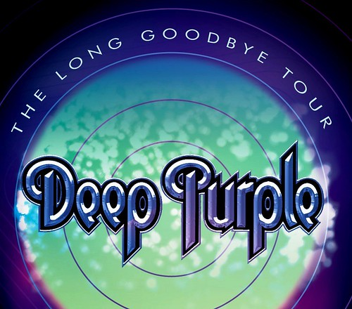 Deep Purple: The Long Goodbye Tour with Joyous Wolf
