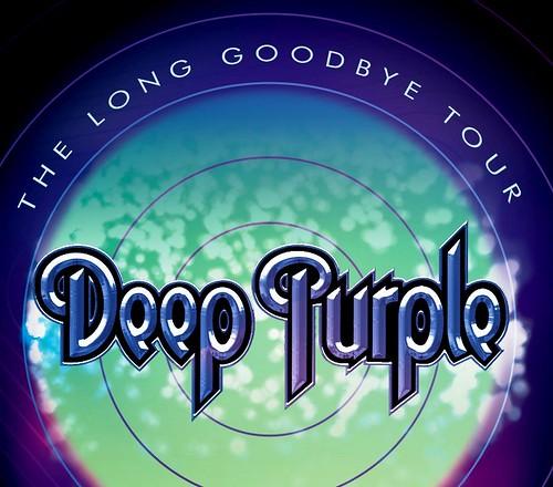 Deep Purple: The Long Goodbye Tour with Joyous Wolf