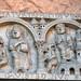 Duomo - Piacenza Portale di destra - tentazioni