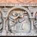 Duomo - Piacenza Portale di destra - battesimo