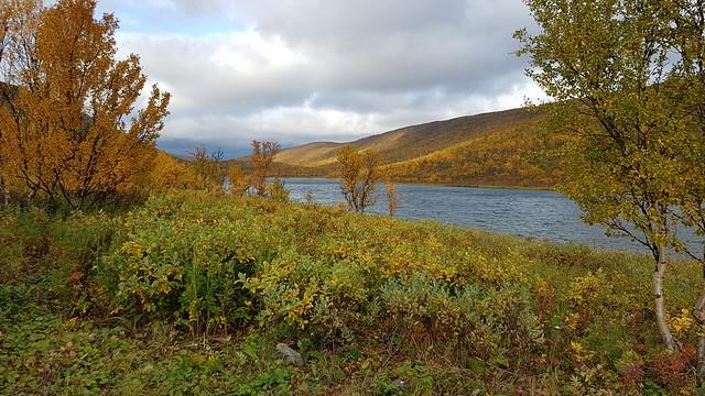 Hana lake, my annual bikeride at this place.