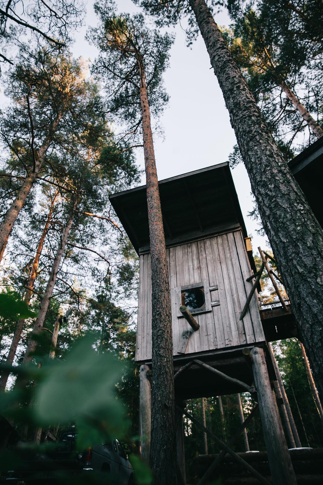 Herrankukkaro Luksus Linnunpönttö