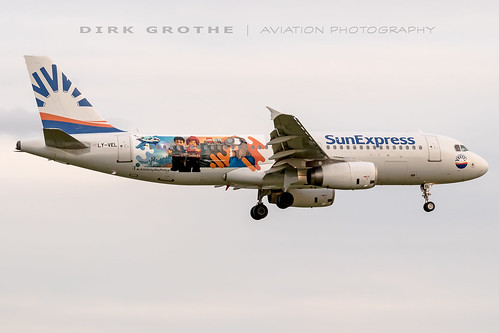 SunExpress_A320_LY-VEL_20190913_HAM | by Dirk Grothe | Aviation Photography