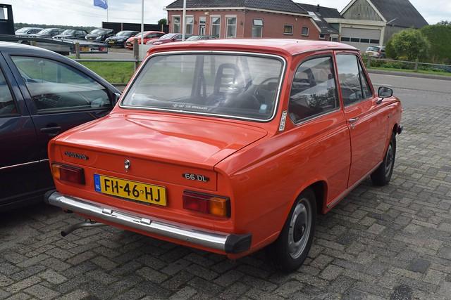Volvo 66 DL 1979