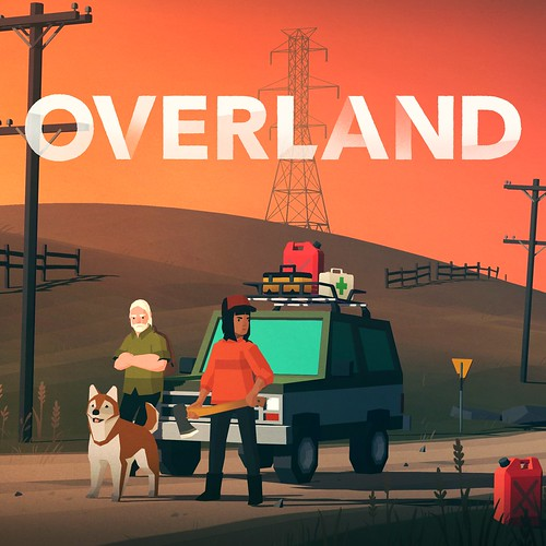 Thumbnail of Overland on PS4