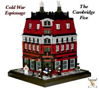 The Cambridge Five - Cold War Espionage