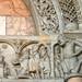 Duomo - Piacenza Portale di sinistra - Adorazione dei Magi